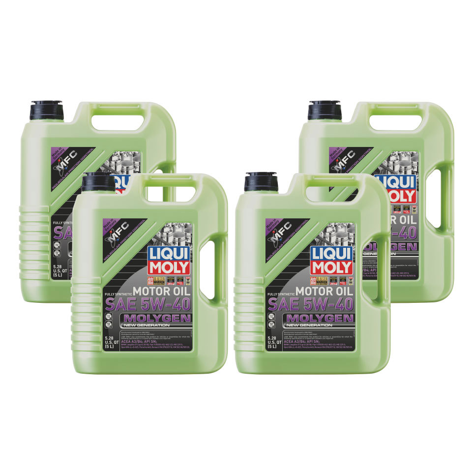 LIQUI MOLY Molygen New Generation 5w40